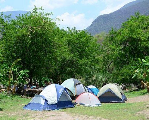 Campamento El Platanal de la Playita