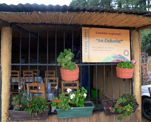 Fonda 'La Cabaña'