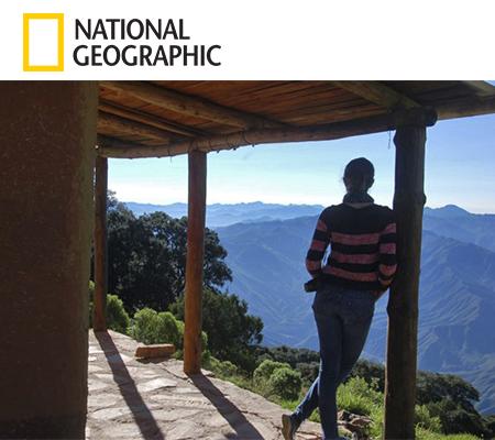 National Geographic Sierra Gorda