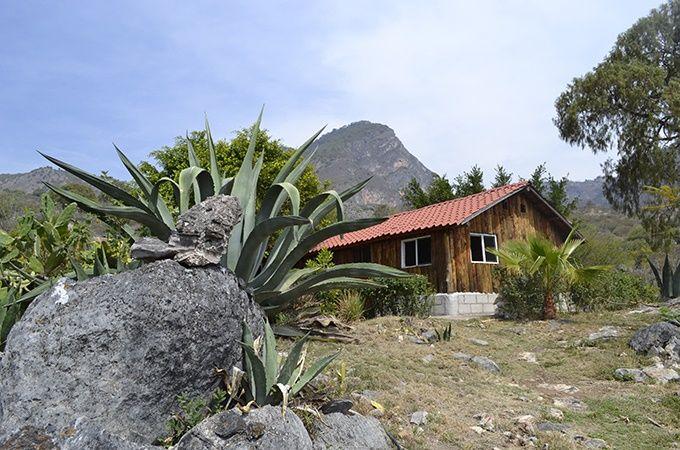 Campamento Las Trancas - Sierra Gorda Ecotours | Turismo Consciente